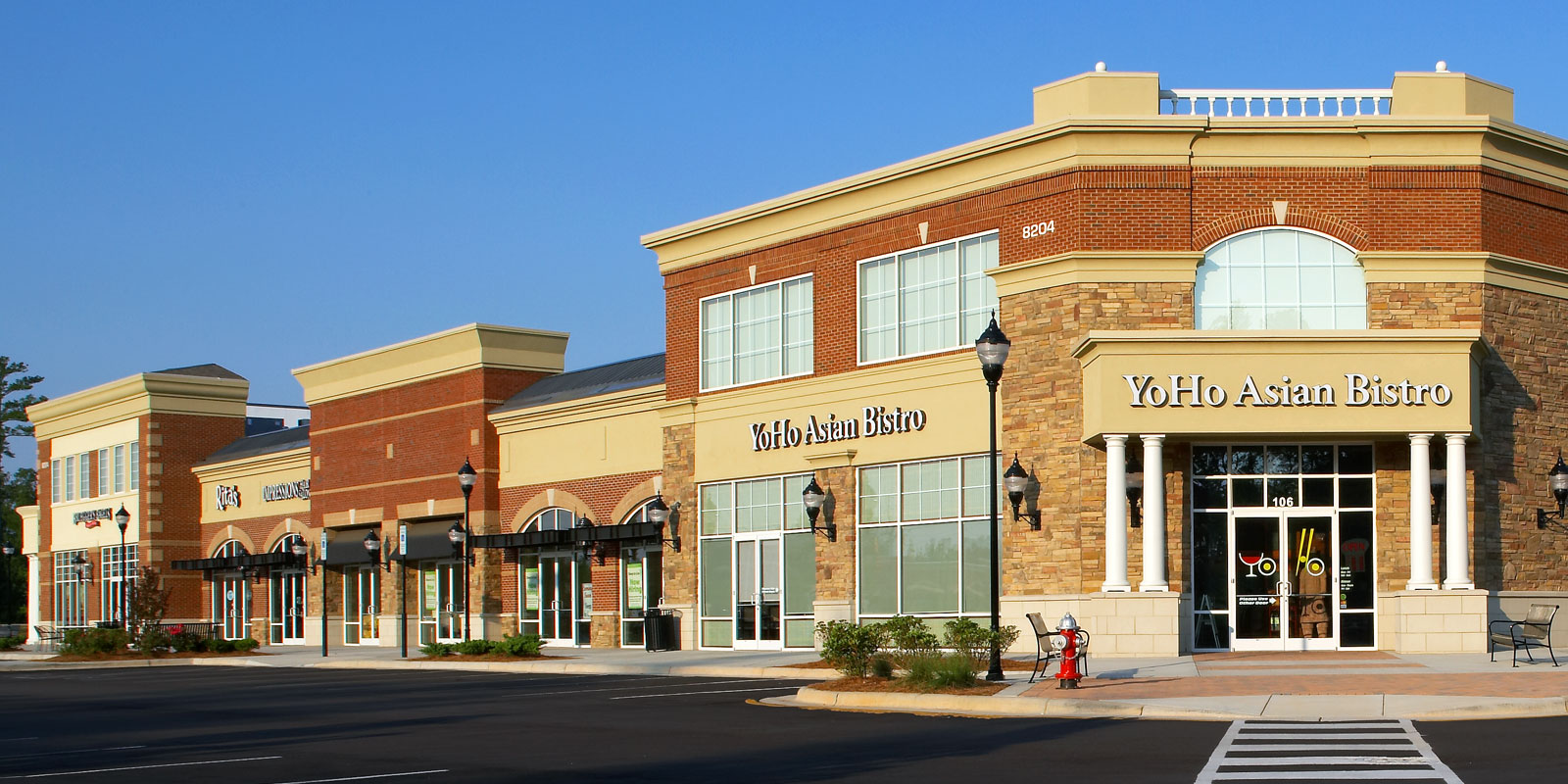 tryon village shopping center