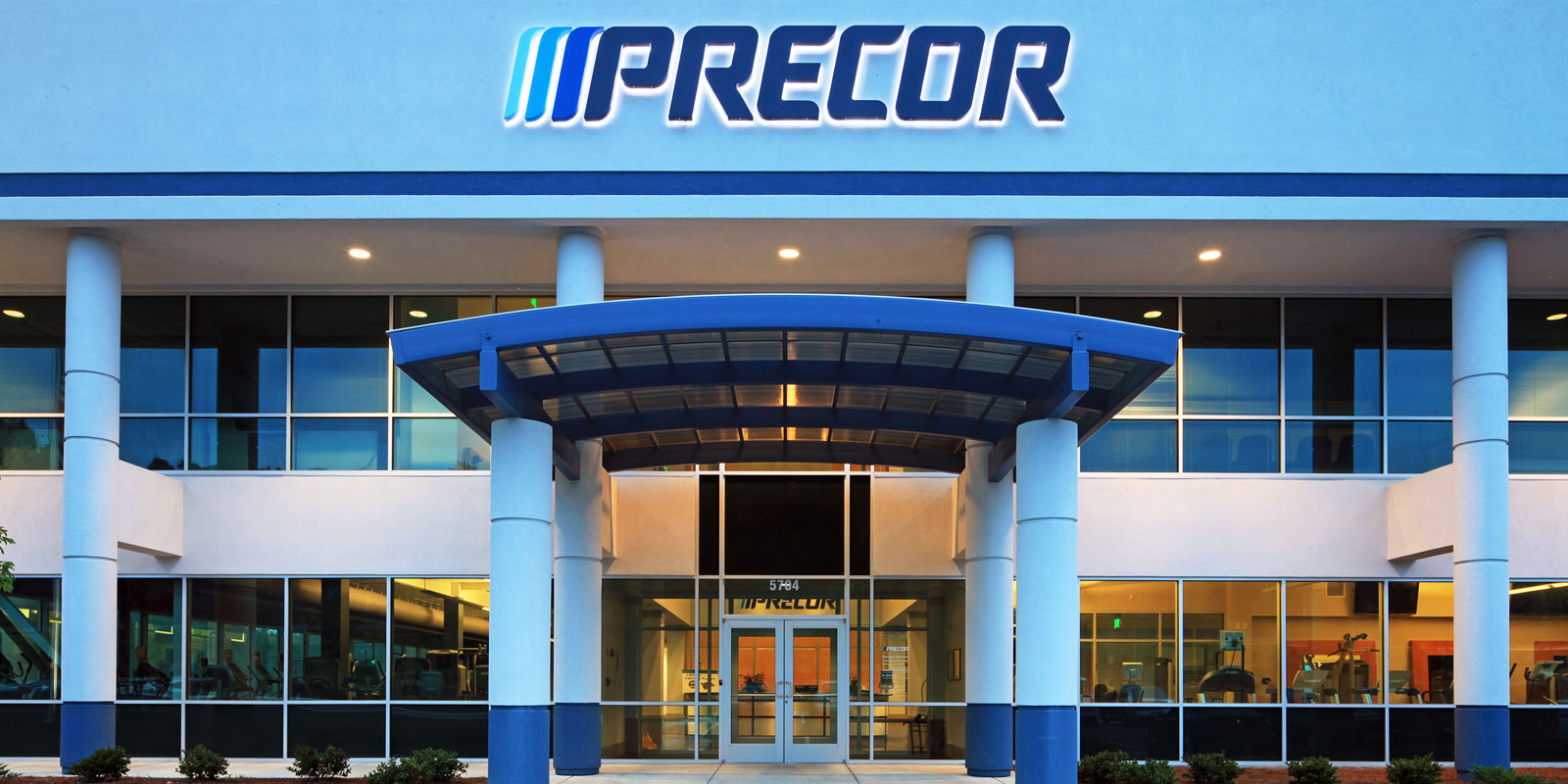 precor industrial headquarters